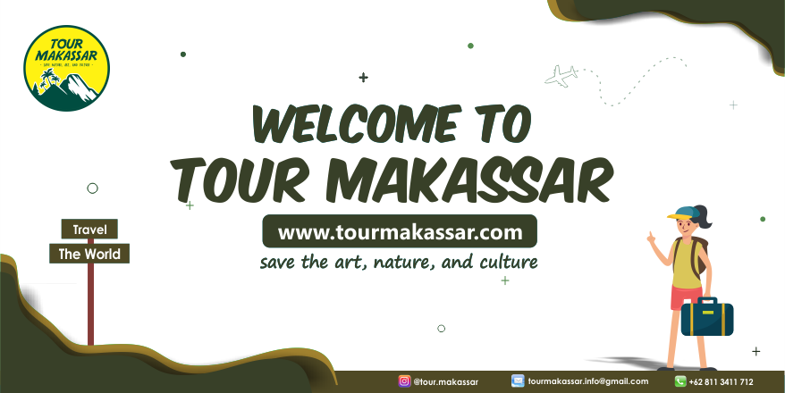 Agen Tour di Makassar, Tour Operator Makassar, Paket Wisata Makassar. www.tourmakassar.com 08113411712