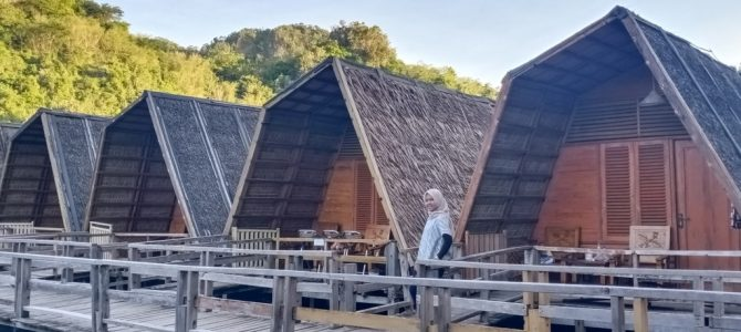 PEGUNUNGAN KARST RAMMANG-RAMMANG